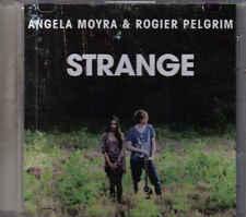 Angela Moyra&Rogier Pelgrim-Strange Promo cd single