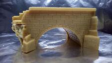* Artitec 80033 WW2 Damaged Bridge Resin Kit 1:87 Scale