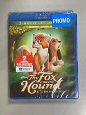 Disney The Fox and the Hound 1 & 2 - Blu-ray + Digital HD Collection BRAND NEW
