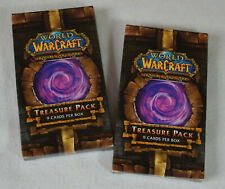 WoW - 2x Dungeon Deck Treasure Pack - Loot Chance - World of Warcraft