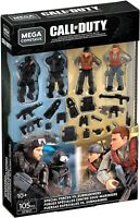 Call of Duty Mega Construx Special Forces VS Submariners Set