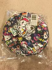 "NIP NWT DREAM WORLD Be Bop Ju-Ju-Be Tokidoki Hello Kitty Dw Fob Strap ""J"""
