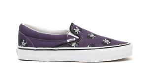 Vans Vault OG SLIP-ON LX WACKO MARIA VN0A45JK5961 Purple White Size 8 - 12 NEW