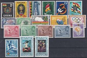 3234 Ghana Lot postfrisch (418)