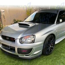 Carbon Fog Light Bumper Bezel Cover For 04-05 Subaru Impreza WRX STi + FREE GIFT