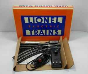 Lionel 6-5133 O Left Hand Remote Control Switch Turnout/Box
