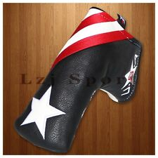 Usa Stock Magnetic Golf Putter Headcover for Odyssey Scotty Cameron Bettinardi