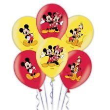 Palloncini rotondi Amscan per feste e party a tema Topolino