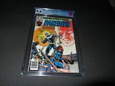 Daredevil 160 CGC 9.6 NM+ , F. Miller - Bullseye -Marvel 1979- (MC)