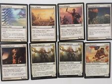 Magic The Gathering Cards MTG Lot - White Rare / Uncommon Cards - 8 cards