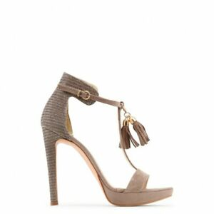 CLEARANCE SALE! Made in Italia LISA-P – Taupe Bronzo (Bronze) Heels – 70% Off!