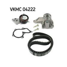 Conjunto de correa dentada Kit + bomba agua nuevo skf (vkmc 04222)