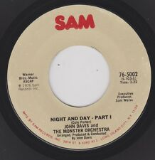 JOHN DAVIS & MONSTER ORCH {70 Disco Funk} Night & Day Part 1 ♫HEAR