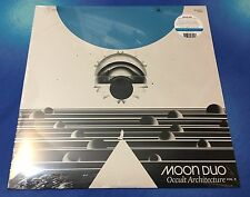 Moon Duo - Occult Architecture Vol. 2, lim. blue LP, neu/OVP