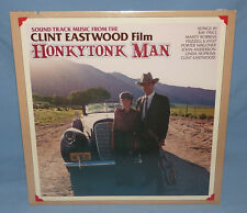 HONKYTONK MAN Soundtrack LP 1982 Clint Eastwood Ray Price Marty Robbins SEALED