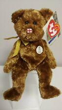Champion the England Bear - FIFA WORLD CUP 2002 KOREA - TY Beanie Baby - MWMT