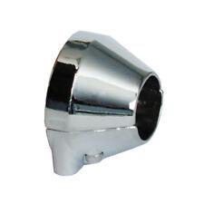 cas du train gaz cône style chrome, pour Harley - DAVIDSON de 1973 - 1981