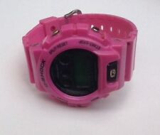 Pink G Shock Watch DW6900CC- Glossy Pink Strap Rare Color