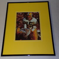 Bart Starr Under Center Framed 11x14 Photo Display Packers