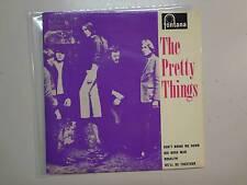 """PRETTY THINGS:Pretty ThingsU.K. 7"""" 1964 Fontana TE.17434EP Original w/4 Trks PCV"""