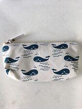 Little Whales Pencil Case Cosmetics Bag 🐳