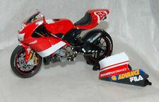 NEW MINICHAMPS DUCATI DESMOSEDICI LORIS CAPIROSSI MotoGP 2003 1:12 VERY RARE!!