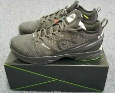 Men's Head Sprint SF Performance Tennis Shoes Footwear Black/Green Size 9.5