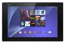 Sony Xperia z2 tableta verizon logotipo Welcome negro Artículo nuevo del distribuidor