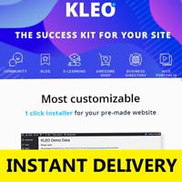 KLEO Multi-Purpose BuddyPress -Responsive Builder Wordpress Theme Latest