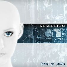 Re-Légion state of mind CD 2010