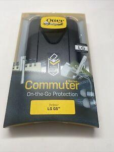 OtterBox Commuter Series Case for LG G5 - Black