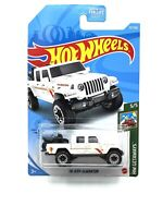 2021 Error Hot Wheels 17 Ford GT White No Side Tampo