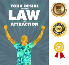 Your Desire and the Law of Attraction - eBook pdf - With Resell Rights