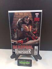 Punisher vs Deadpool #5 Variant NM Marvel Comics Stegman Gwen Reynolds