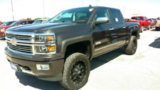 Chevy Silverado 2014-2017 1500/2500/3500 Factory Style Flare Flair Matte Black