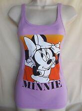 Disney Minnie Mouse Graphic Tank Top juniors Size Medium