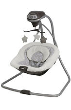 Graco 1927133 Simple Sway Baby Swing - Abbington Lightly Used