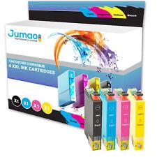4 cartouches jet d'encre Jumao 29XL compatibles pour Epson Expression Home XP442