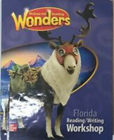 Grade 5 McGraw Hill Wonders Reading Writing Workshop Florida Student Edition 5th