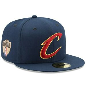 NEW ERA Cleveland Cavaliers 59FIFTY 2018 NBA Finals Eastern Conference Cap Hat