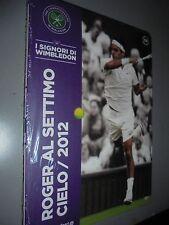 I SIGNORI DI WIMBLEDON DVD N°6 ROGER FEDERER AL SETTIMO CIELO 2012 TENNIS