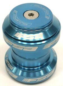 "Blue FSA Orbit-X Threadless External Non-Tapered Alloy Headset 1-1//8/"""