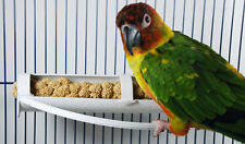 FeatherSmart Horizontal Millet Holder Toy Parakeet Lovebirds Cockatiels Conures