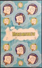 Dr. Stinky's Scratch & Sniff Stickers - Marshmallow - Mint Condition!!