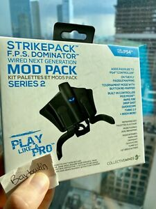 PS4 Strike Pack FPS Dominator S2 with MODS *LATEST VERSION 2* ⚡ SHIPS FAST ⚡