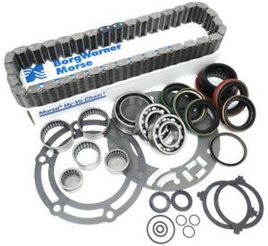 Transfer Case Rebuild Bearing and Chain Kit Dodge Chevy NP 241 241DHD