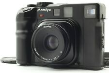 【NEAR MINT w/ Hood & Cap】 New Mamiya 6 Medium Format + G 75mm F3.5 L From JAPAN