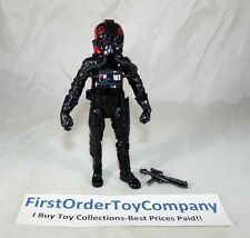 Star Wars Black Series 6 Inch Gamestop Inferno Squad Agent Loose Figure COMPLETE