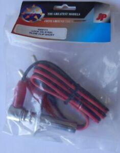 JP Wired Glow Starter Clip (Short Steel Lock On) NEW 5508111