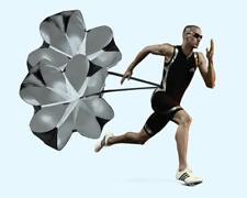 Speed Training Parachute Running Resistance Chute Power Exercise Football Sports